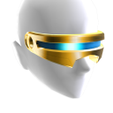Golden Visor