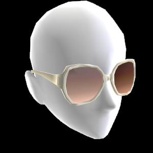 Gafas de sol de ópalo