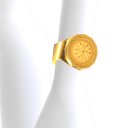 Bling Watch - Gold