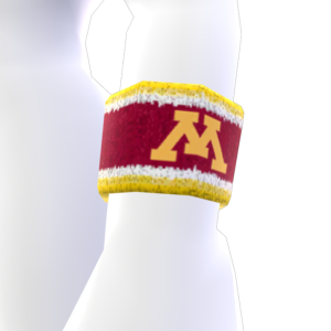 Minnesota Wristband