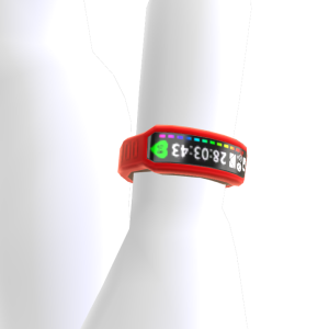 Fitness Band - Red