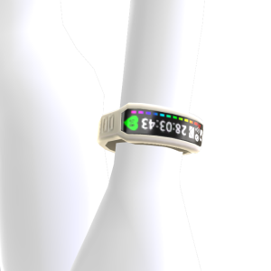 Fitness Band - White