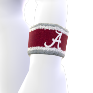 Alabama Wristband