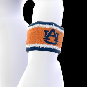 Auburn Wristband