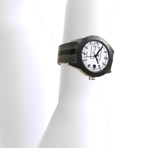 Hitch Pu Watch - Black