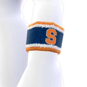 Syracuse Wristband