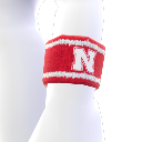Nebraska Wristband
