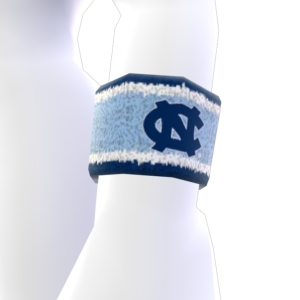 UNC Wristband