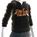Street Fighter™ Black Hoodie