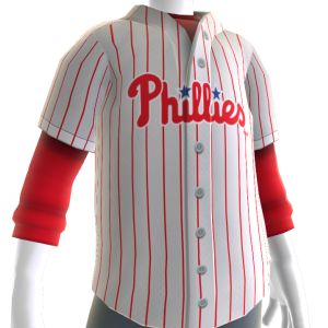 Philadelphia Phillies Home Jersey