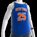 Knicks Rose Jersey