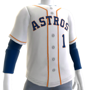 2017 Astros Home Jersey
