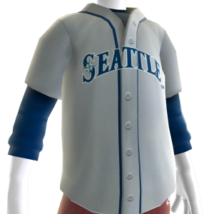 Seattle Mariners Road Jersey
