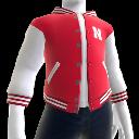 Nebraska Varsity Jacket