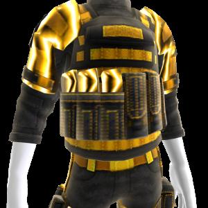 Modular Vest - Gold