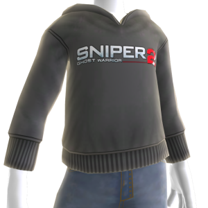 """""""Sniper Ghost Warrior 2"""" Hoodie"""