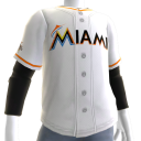 2017 Marlins Home Jersey