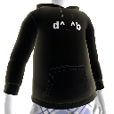 d^_^b Hoodie