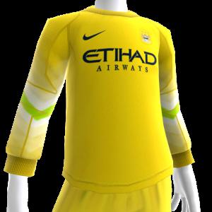 Manchester City FC Goalie Jersey
