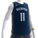 2018 Grizzlies Conley Jersey