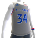 All-Star Game East Antetokounmpo Jersey