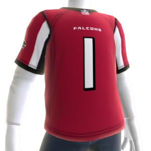 Falcons 2017 Jersey