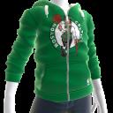 Celtics Zip Hoodie