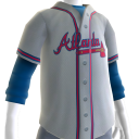 Atlanta Braves Road Jersey