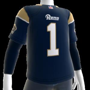 Rams Fan Jersey
