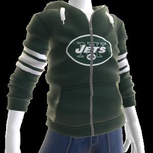 Jets Zip Hoodie