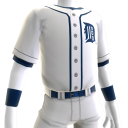 Detroit Tigers Home Game Jersey