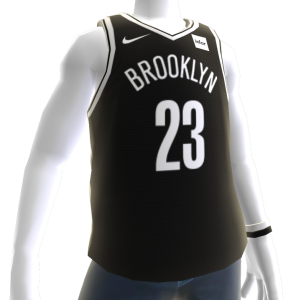 2018 Nets Crabbe Jersey