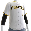 2017 Pirates Home Jersey