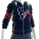 Texans Zip Hoodie