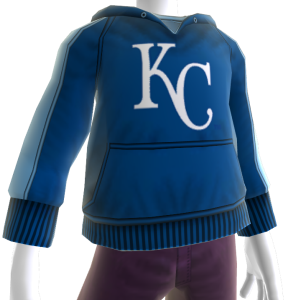Kansas City Royals Hooded Sweatshirt