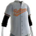 Baltimore Orioles Road Jersey