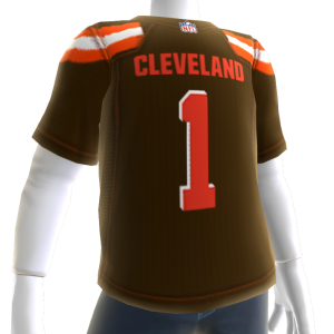 Browns 2017 Jersey