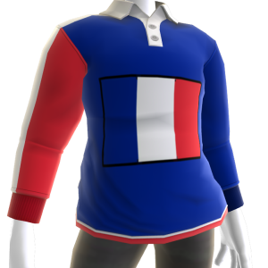 France Rugby Jersey