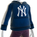 New York Yankees Hooded Sweatshirt