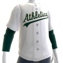 2016 Athletics Home Jersey