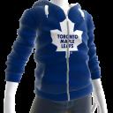 Maple Leafs Zip Hoodie