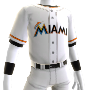 Miami Marlins Home Game Jersey