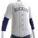 2016 Rockies Home Jersey