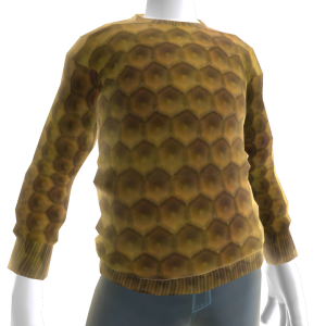 HoneyComb Sweatshirt