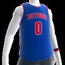 Pistons Drummond Jersey