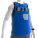 2018 Mavericks Barnes Jersey