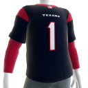 Texans Fan Jersey