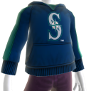 Seattle Mariners Hooded Sweatshirt
