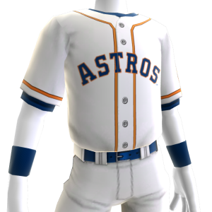 Houston Astros Home Game Jersey