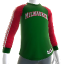 Camiseta de entrenamiento de Milwaukee